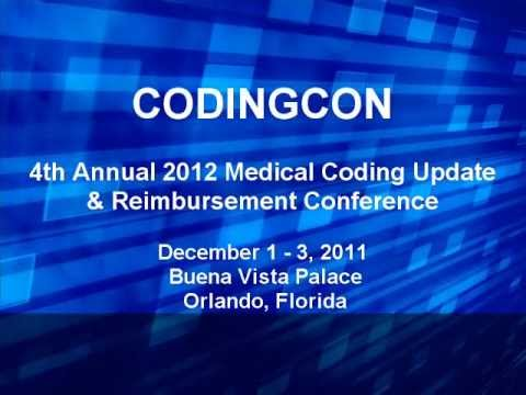 CODINGCON - Medical Coding Update and Reimbursement Conference