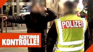 Drogentest bei Verkehrskontrolle: Was findet die Polizei? | Achtung Kontrolle | kabel eins