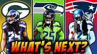 The Next Chapter Of Richard Sherman's Career