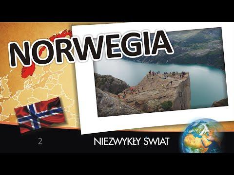 Niezwykly Swiat - Norwegia - HD - lektor PL - 62 min