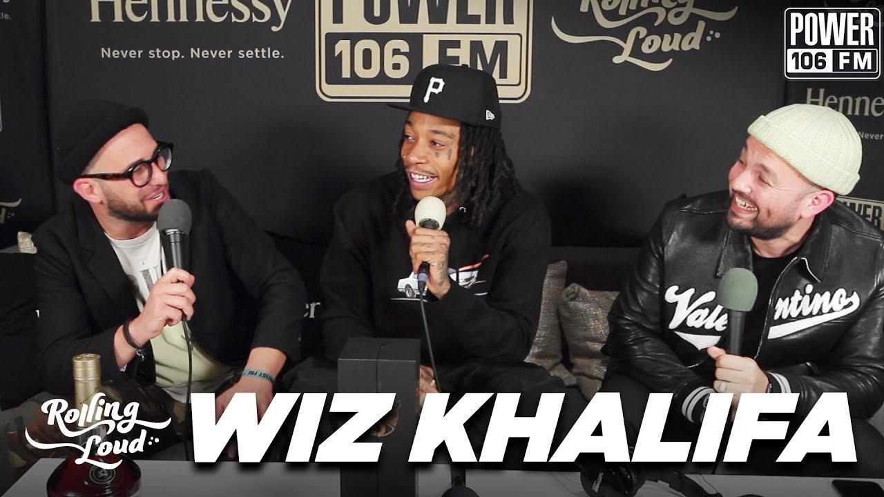 Wiz Khalifa Names Chris Brown