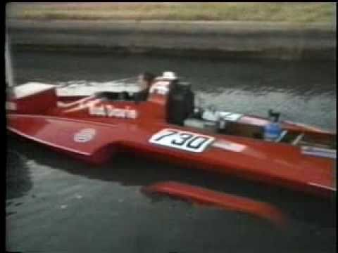 Evinrude V8 is the world's fastest outboard EVER- 176 556mph average