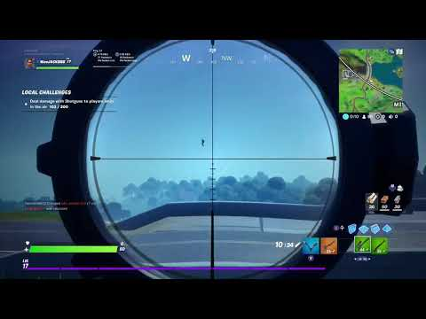 One Shot Snipe Solo/duo