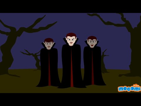 Vampires Facts and History | Mocomi Kids
