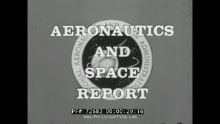 1968 NASA AERONAUTICS AND SPACE REPORT APOLLO PROGRAM 72682