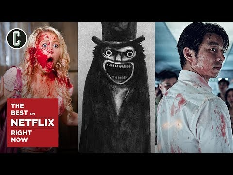 Top 10 Horror Movies on Netflix Right Now