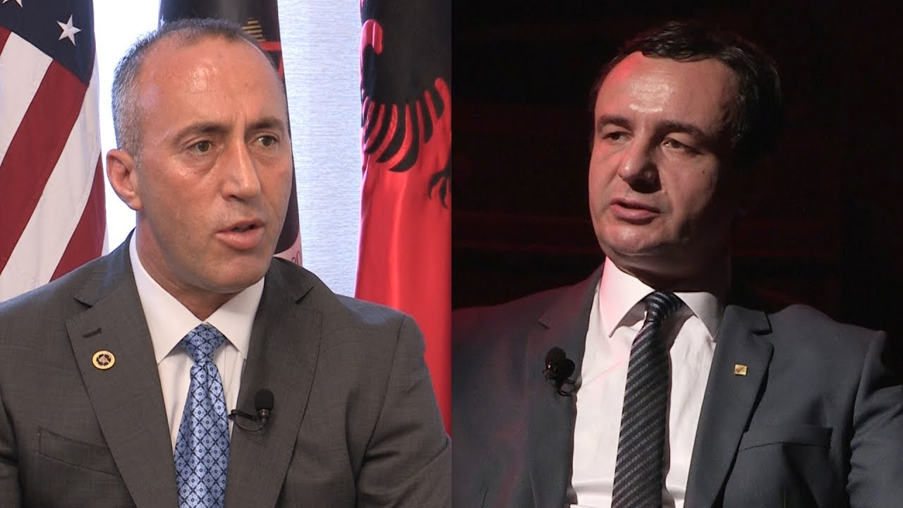 LIVE Albin Kurti dhe Ramush Haradinaj #DebatPernime
