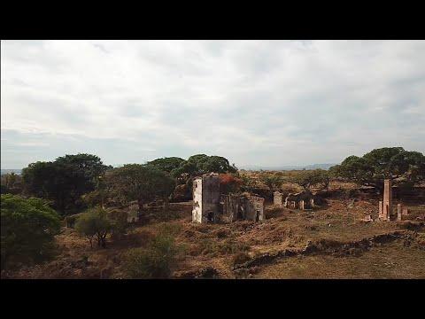 ruinas de la