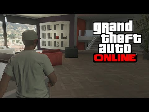 GTA 5 ONLINE - BUYING A $200,000 APARTMENT / PROPERTY TOUR (Grand Theft Auto 5)