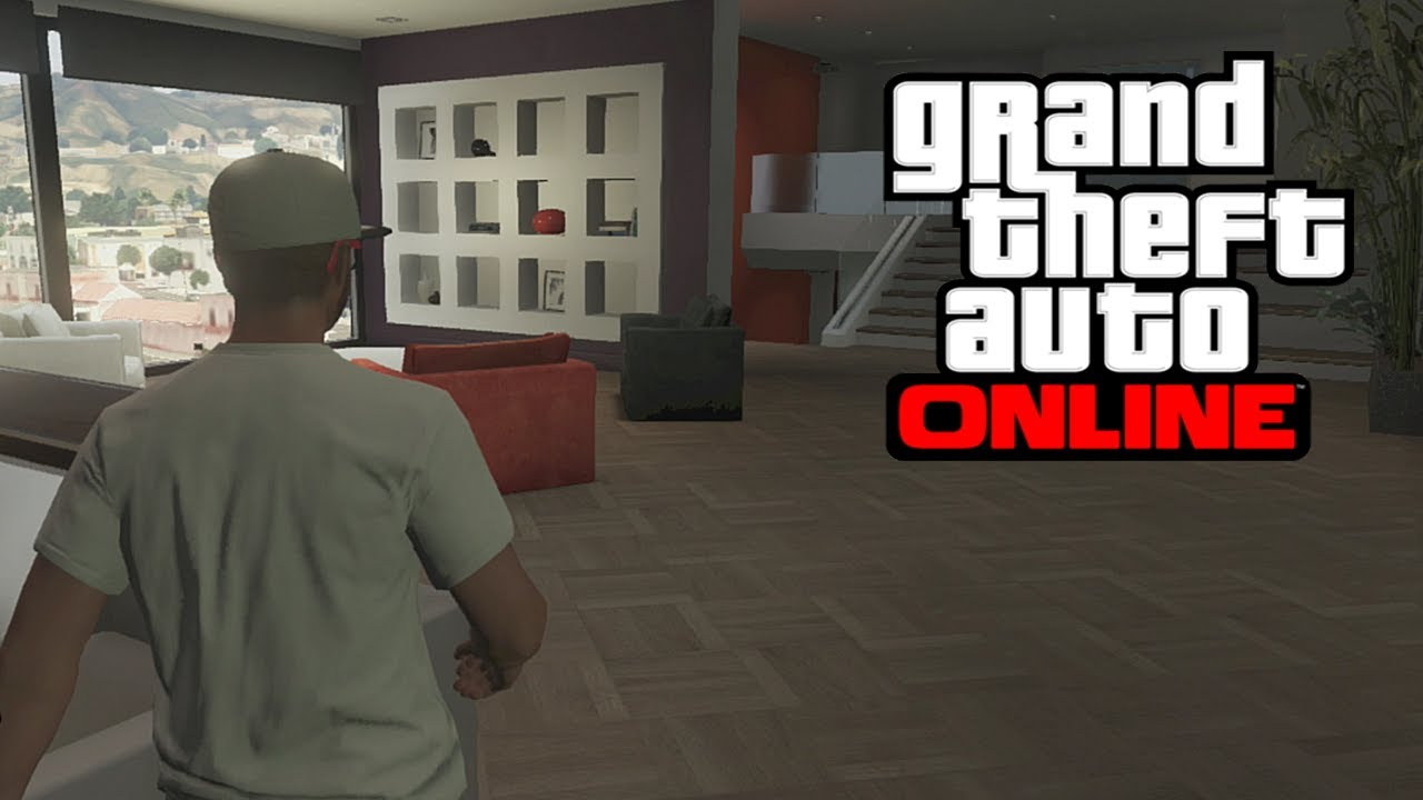 GTA 5 ONLINE - BUYING A $200,000 APARTMENT / PROPERTY TOUR ...