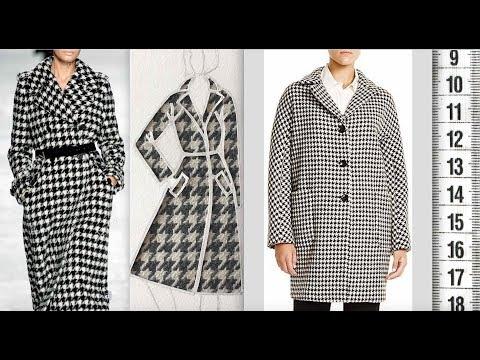 0 - Як зшити чоловіче пальто своїми руками? Викрійки та опис моделей
