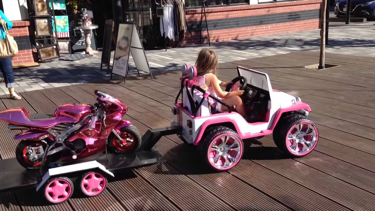 custom power wheels youtube. Black Bedroom Furniture Sets. Home Design Ideas