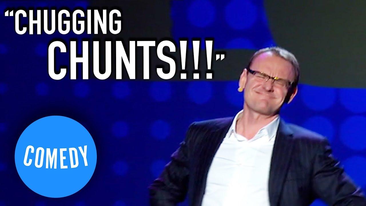 Sean Lock On Charity Muggers | LOCKIPEDIA | Universal Comedy