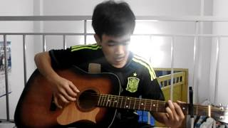 Chỉ anh hiểu em - Guitar Cover by Vinh Acoustic