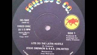 Eddie Drennon & B.B.S. Unlimited / Let's Do The Latin Hustle 12