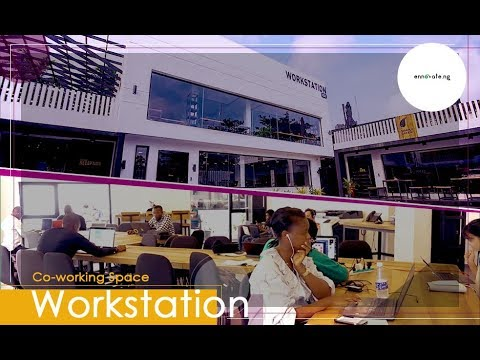 Workstation - Coworking space in Lagos