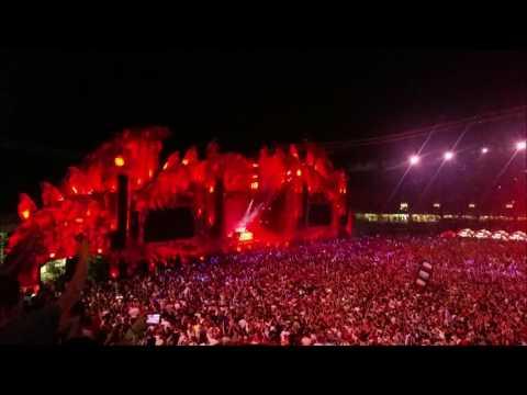 Armin Van Buuren live Untold Festival 2017