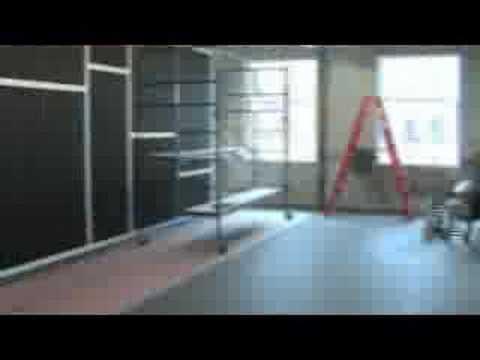 MASS MoCA: Walkthrough of Sol Lewitt: Wall Drawing Retrospective