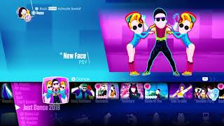 Just dance 2018 full songlist