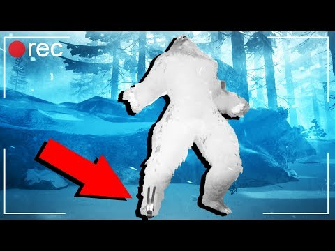HUGE NEW Finding Bigfoot Update! - TRAPPING The YETI And The SECRET CAVE! - Finding Bigfoot Gameplay