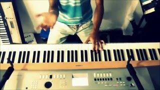 Tutorial Hambre por el Dios Vivo para piano- New Wine
