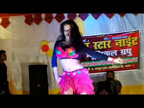 HD BHOJPURI ORCHESTRA INDIAN BHOJPURI DANCE PROGRAM VIDEO 2017 IN INDIAN DRES