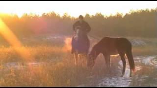 Конные прогулки - январь 2009(Лошади - Зарина и Флейта Замы, 11 января 2009 г. Использованы композиции Andrew Kramer