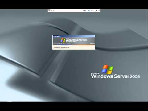 windows server 2003 Network Load Balancing (NLB)