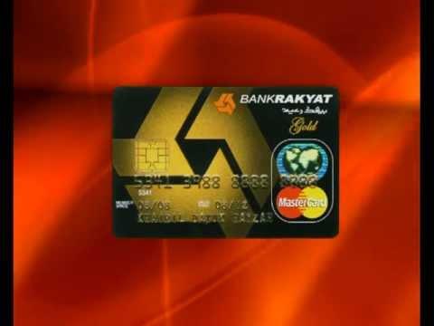 BR Islamic Credit Card