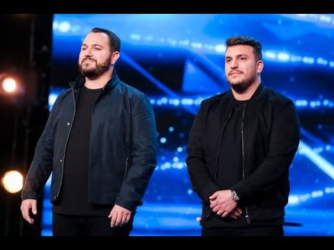 BGT 2017 AUDITIONS - DNA
