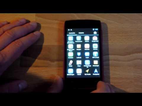 Alcatel OT 992D Unboxing und erste Eindrücke - www.technoviel.de