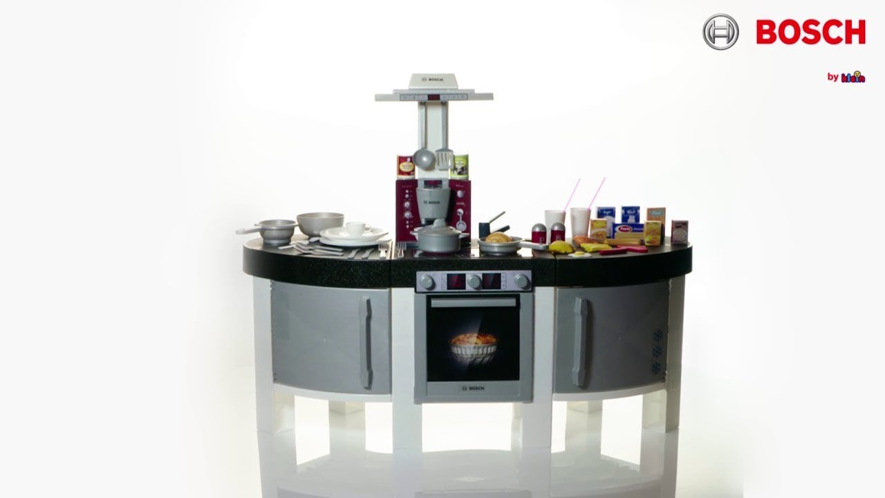 Bosch Kitchen Set Countertops Cost Klein Toys 9291 Youtube