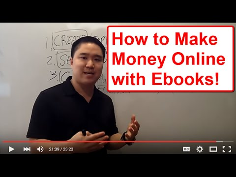 How To Make Money Online With Ebooks in 7 Steps - How to Create & Sell Digital Products | EbookBorn