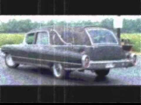 Jim Nesbitt - The Friendly Undertaker 1965 (Country Novelty Songs) Funeral Hearse