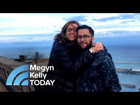 Woman And Her Transgender Husband Share Their Romantic Journey   Megyn Kelly TODAY