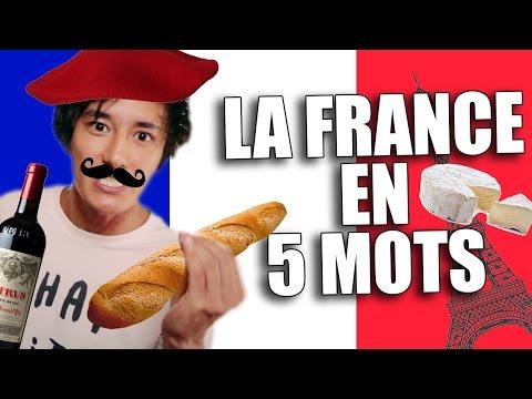 LA FRANCE EN 5 MOTS - MDR#28