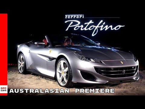 Ferrari Portofino Australasian Premiere