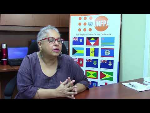 Meet Alison Drayton, our UNFPA Caribbean Director and Representative