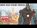 Movie summary Iron Man ALL FIGHT Scenes | FIGHT MOVES Compilation HD