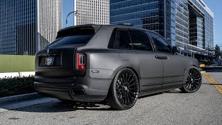 #RDBLA CRAZY ROLLS ROYCE CULLINAN, 720S FROM THE FUTURE, G WAGON CAR CRUSHER!