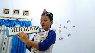 CINTA UNTUK MAMA PIANIKA #Belajar Pianika
