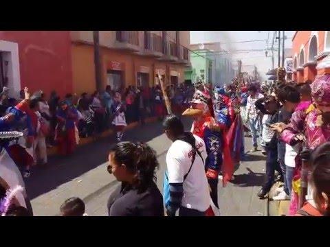 Carnaval San Pedro Cholula 2016