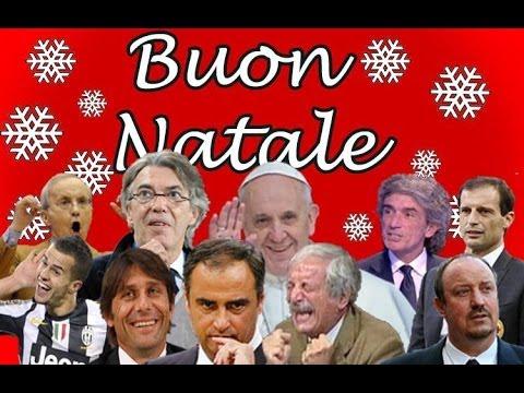 Auguri Di Buon Natale Juve.Buon Natale Da Gli Autogol Mix Personaggi Youtube