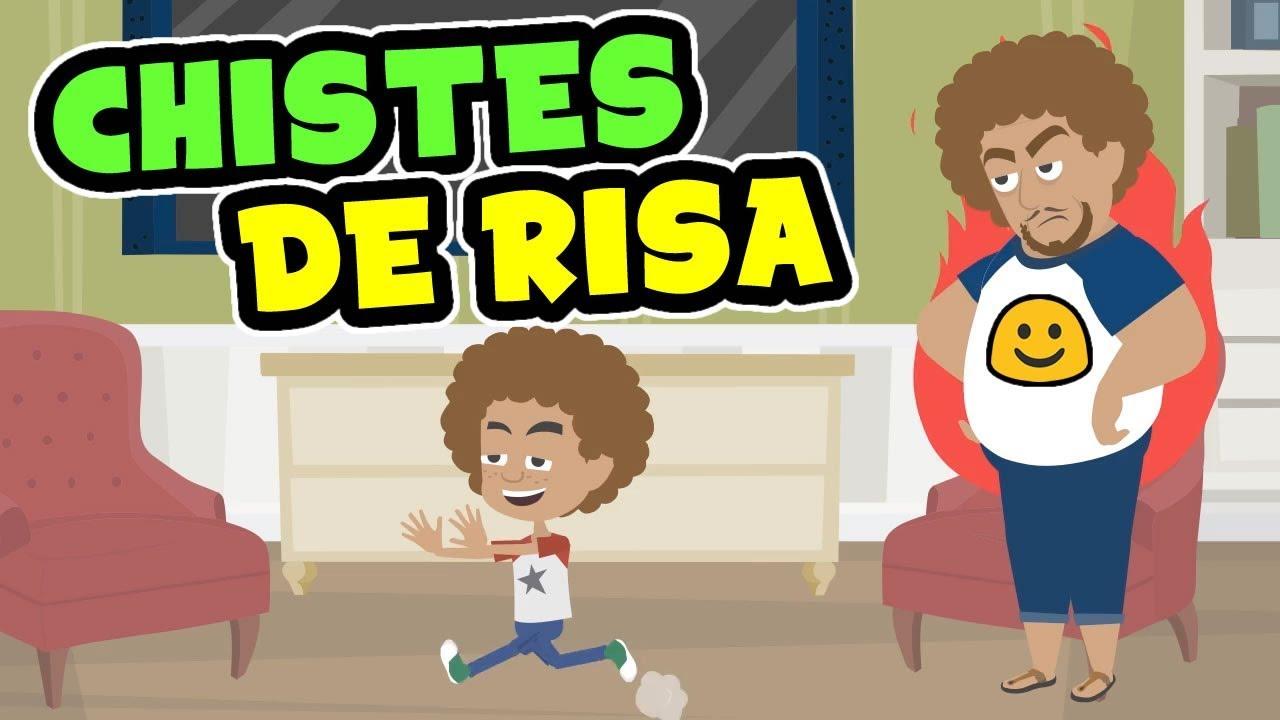 Chistes Cortos De Pepito Y Jaimito Los Mejores Chistes Youtube