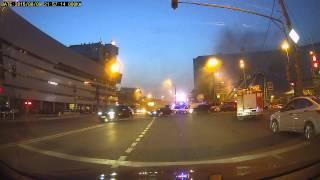 Пожар гостиницы Azimut на олимпийском проспекте