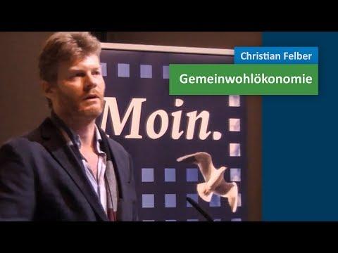 Ethischer Welthandel: Christian Felber an der EuropaUniversität Flensburg