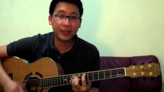 Blessed be the Lord God Almighty Instructional - David Baroni Cover