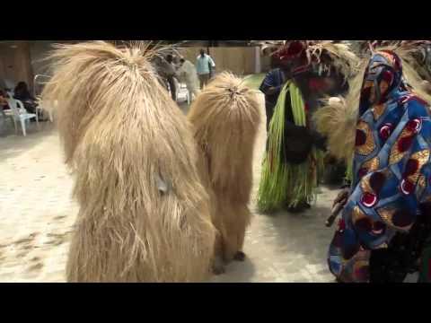 Nigeria: traditional ekiti masquerades