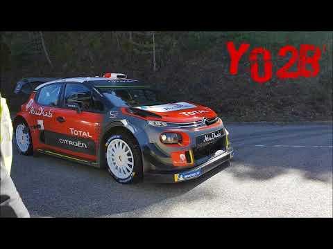 WRC Sébastien Loeb Tour de Corse 2018 - Yo2B Production