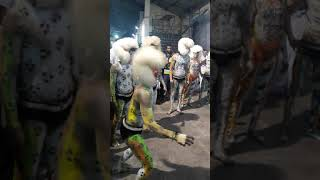 Pili dance Belman tigers